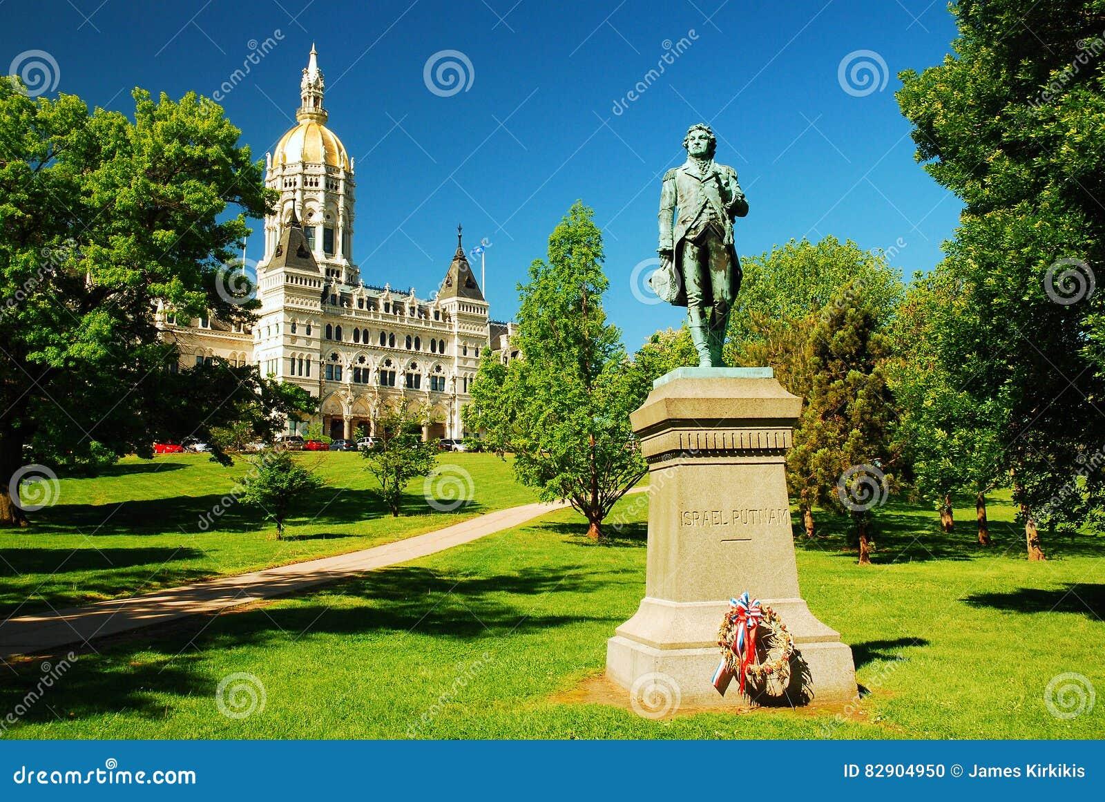 Capitol Connecticut stan