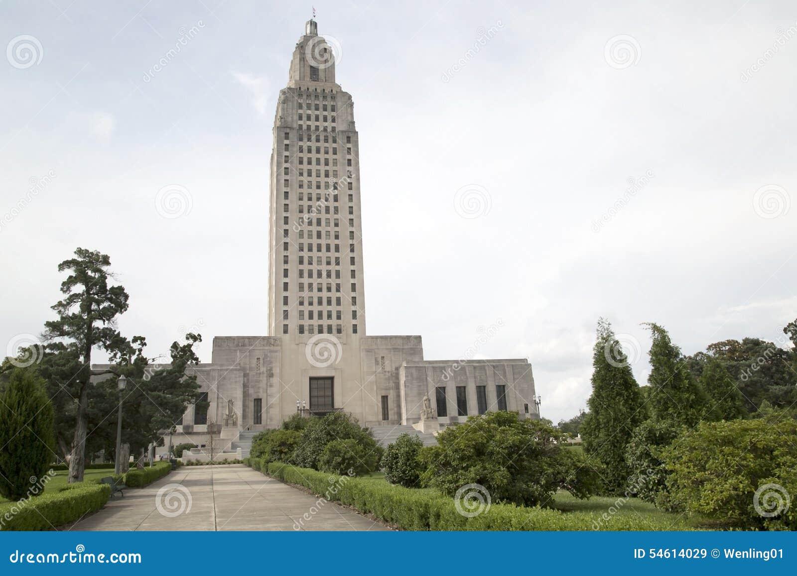Capitol gentil d état de la Louisiane