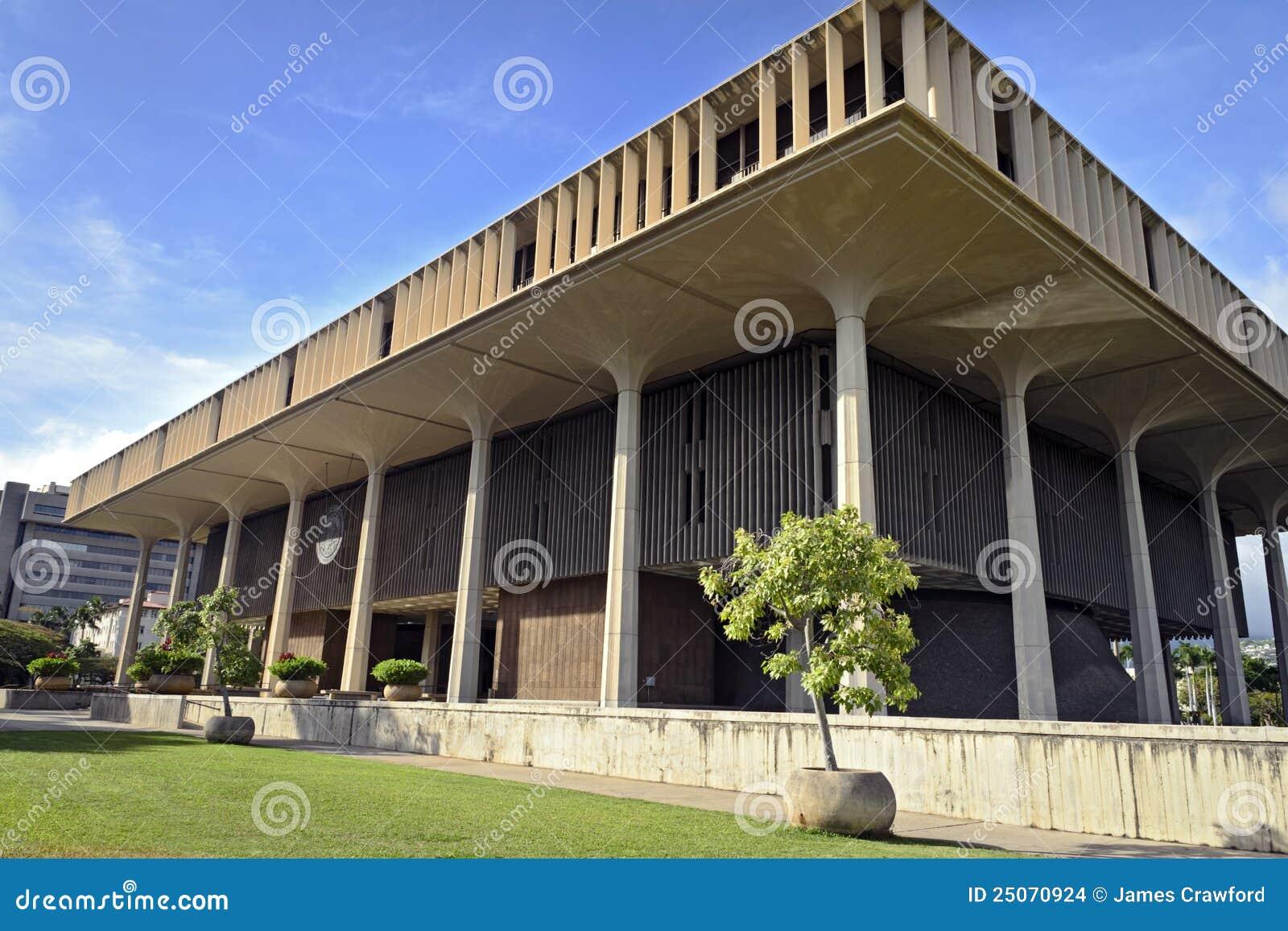 Capitol Hawaii stan