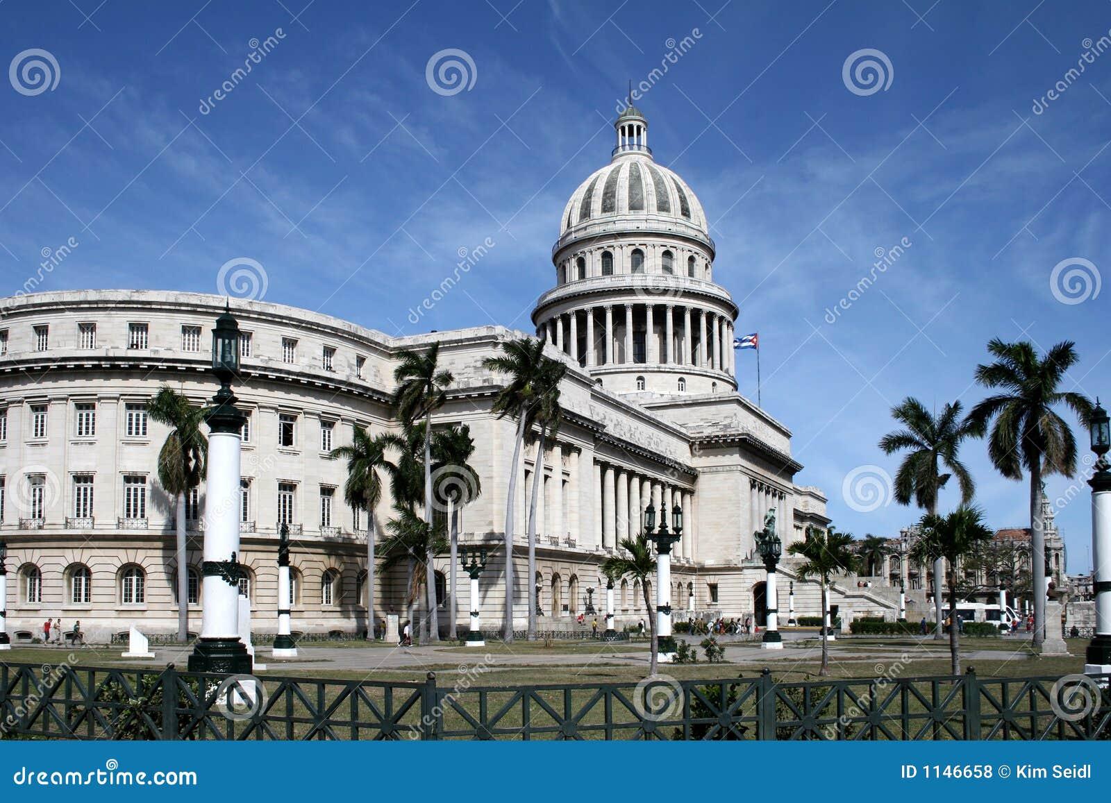Capitolio de La Havane