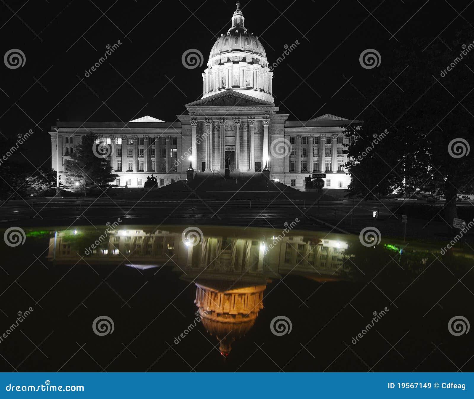 Capitolio del estado de Missouri