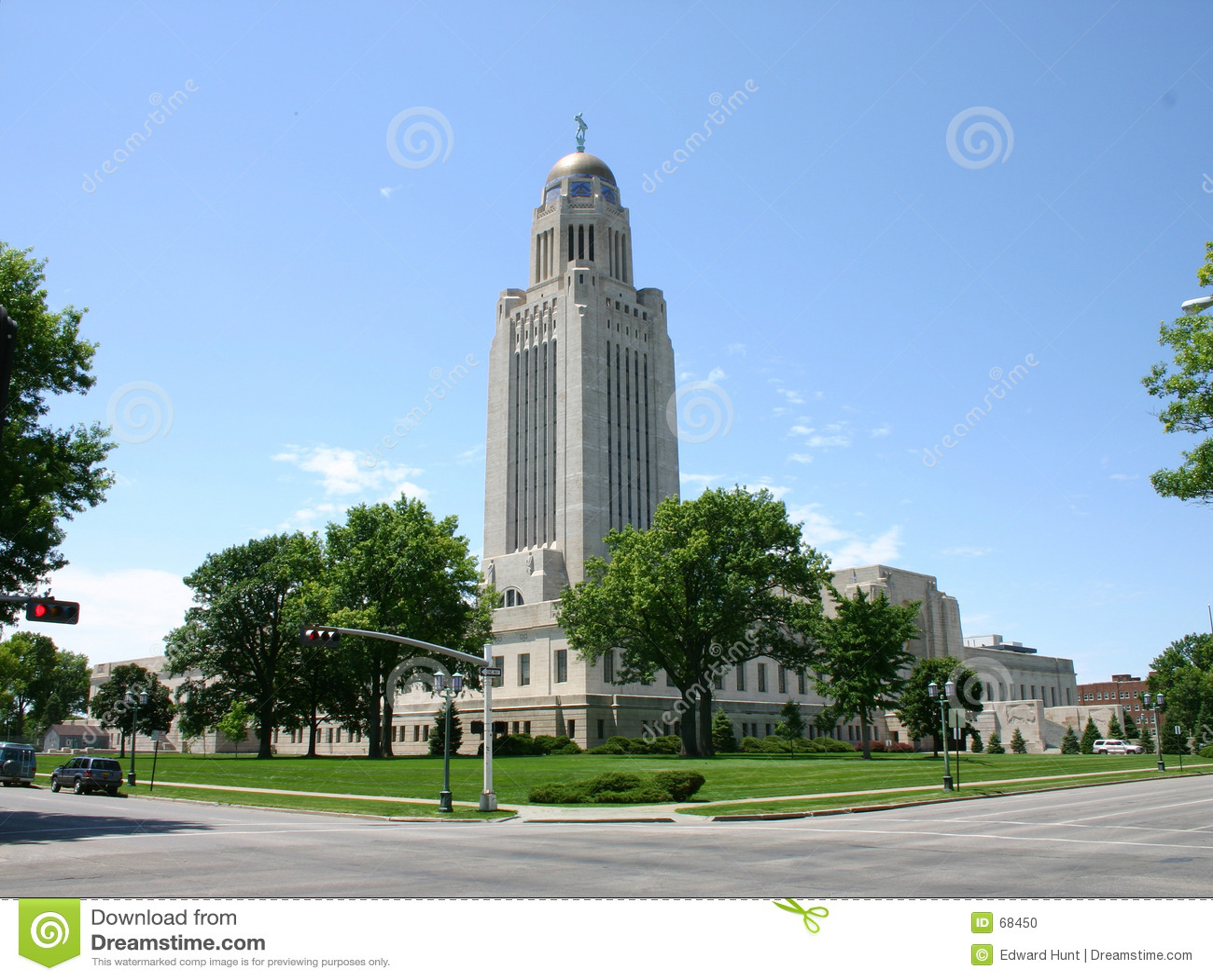 Capitolio del estado del NE