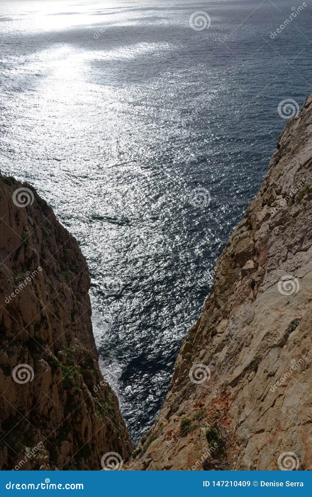 Capo Caccia pr?s d Alghero, Sardaigne, Italie