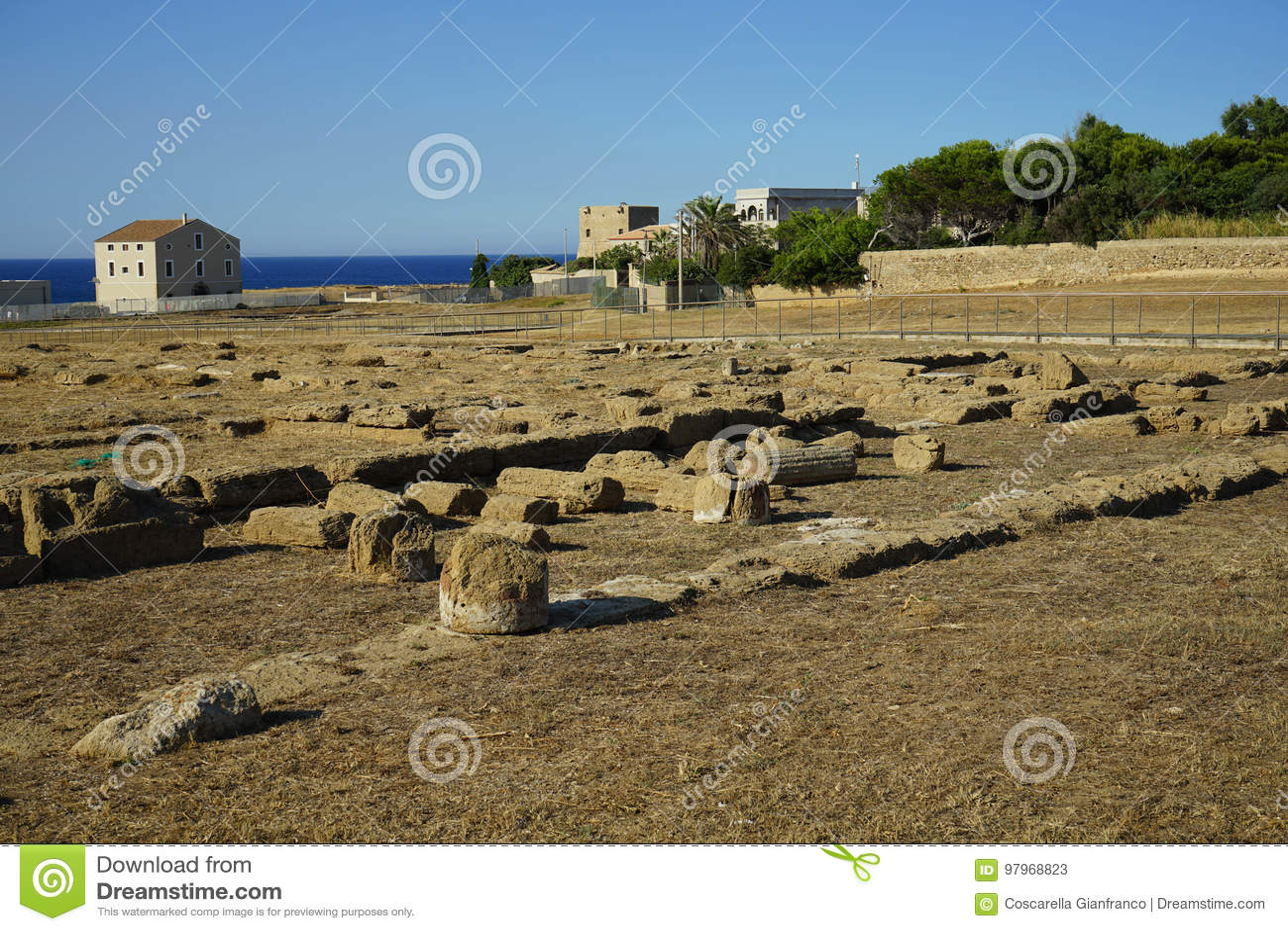Capo Colonna - tempio di Era Lacinia