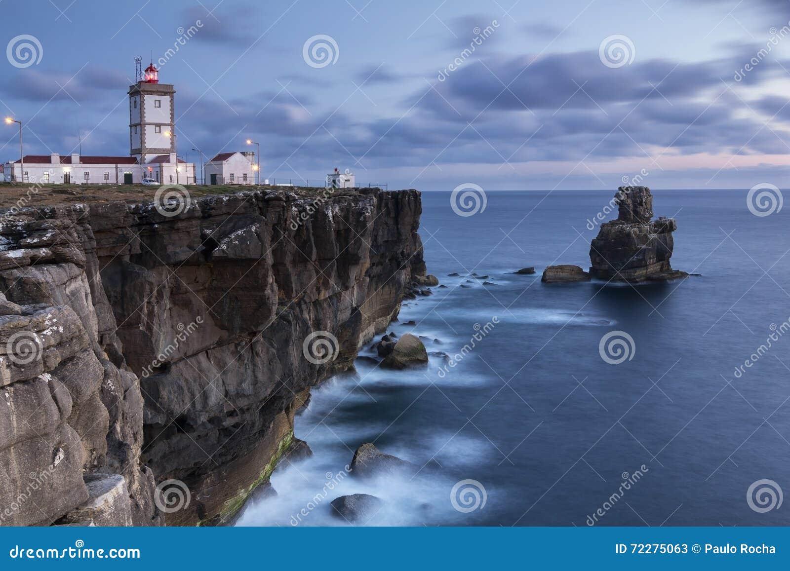 Capo di Carvoeiro Peniche - nel Portogallo
