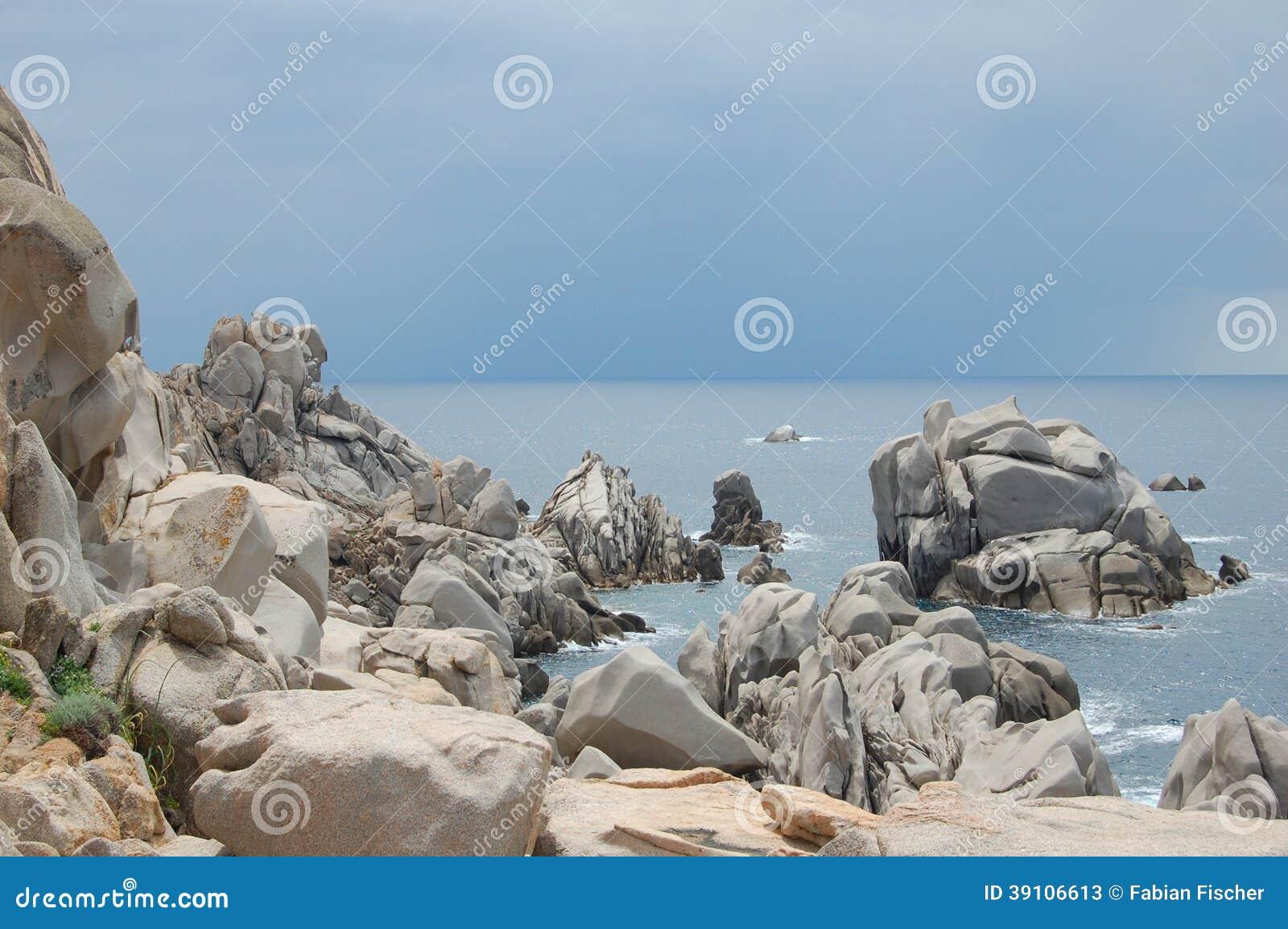Capo Testa, Sardinige