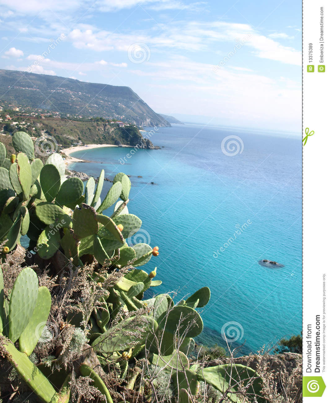 Capo Vaticano Italy  city photos gallery : Capo Vaticano, Calabria, Italy Royalty Free Stock Images Image ...