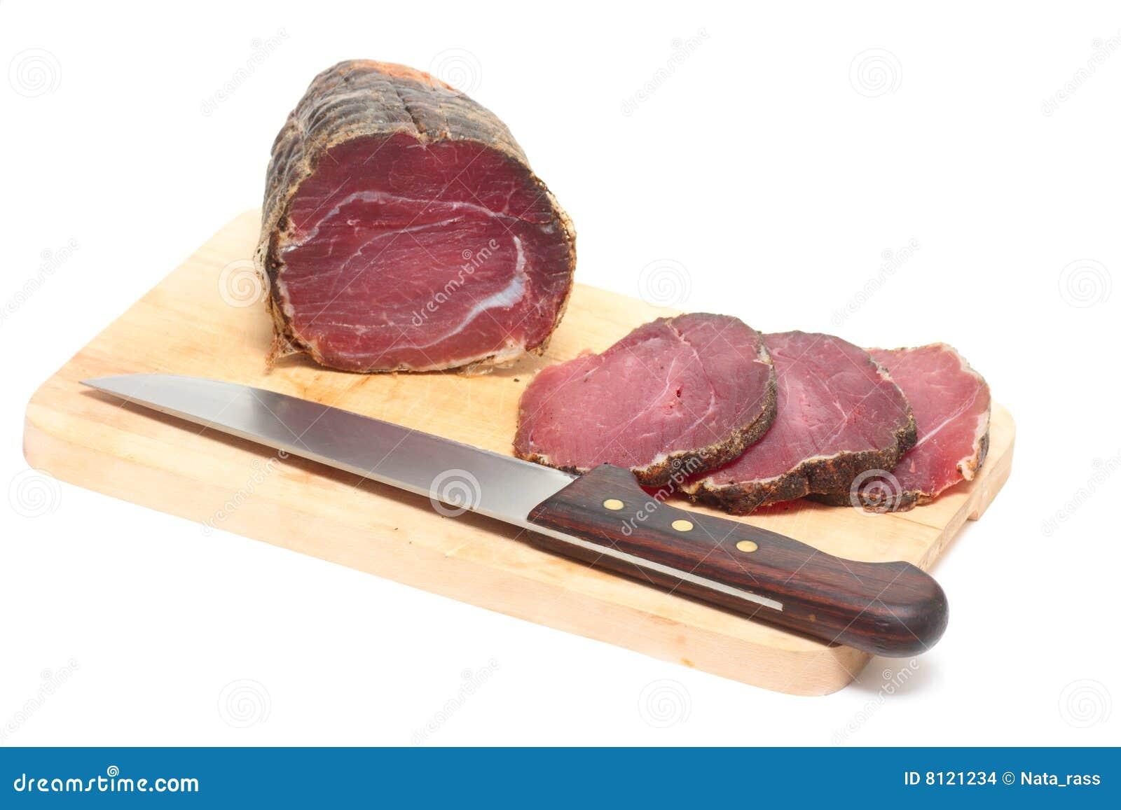 how to cut pork shoulder in half