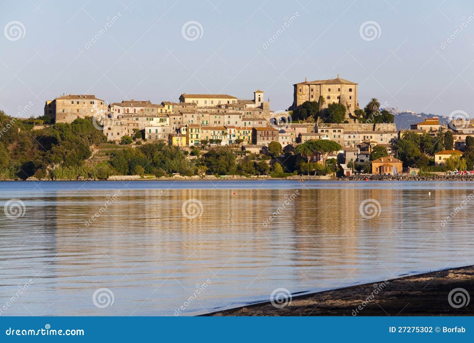 Capodimonte - Bolsena Italien