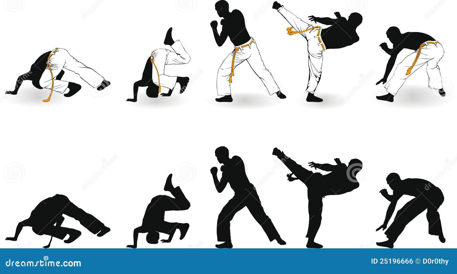 Capoeira Royalty Free Stock Image - Image: 25196666