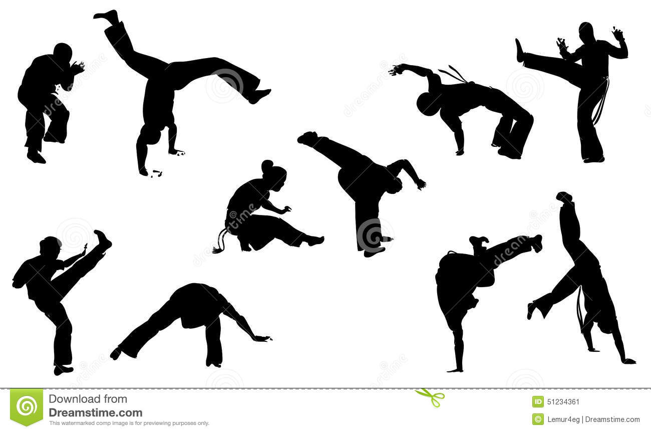 capoeira cartoons illustrations amp vector stock images