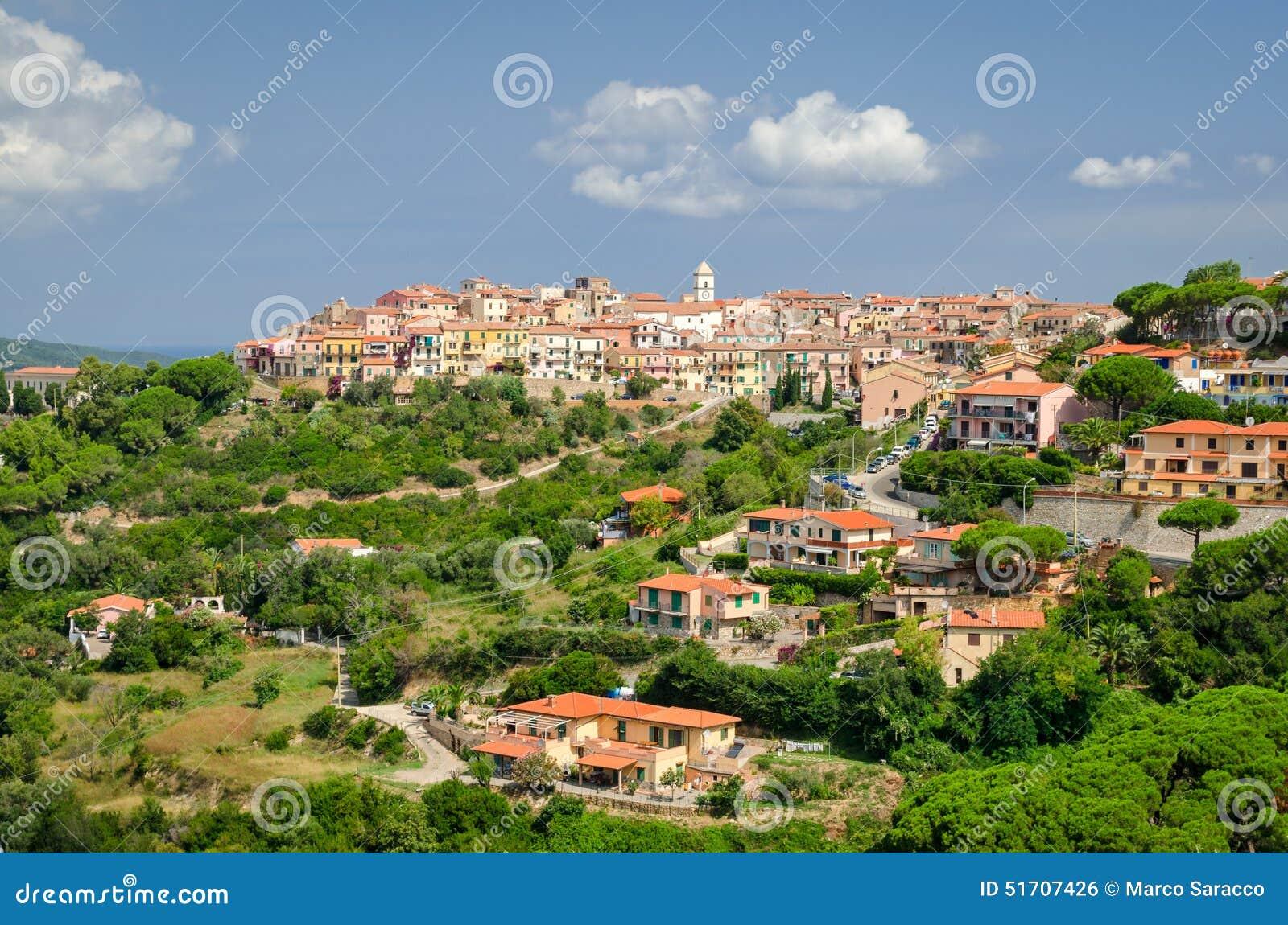 Capoliveri, Isola-d Elba (Italien)