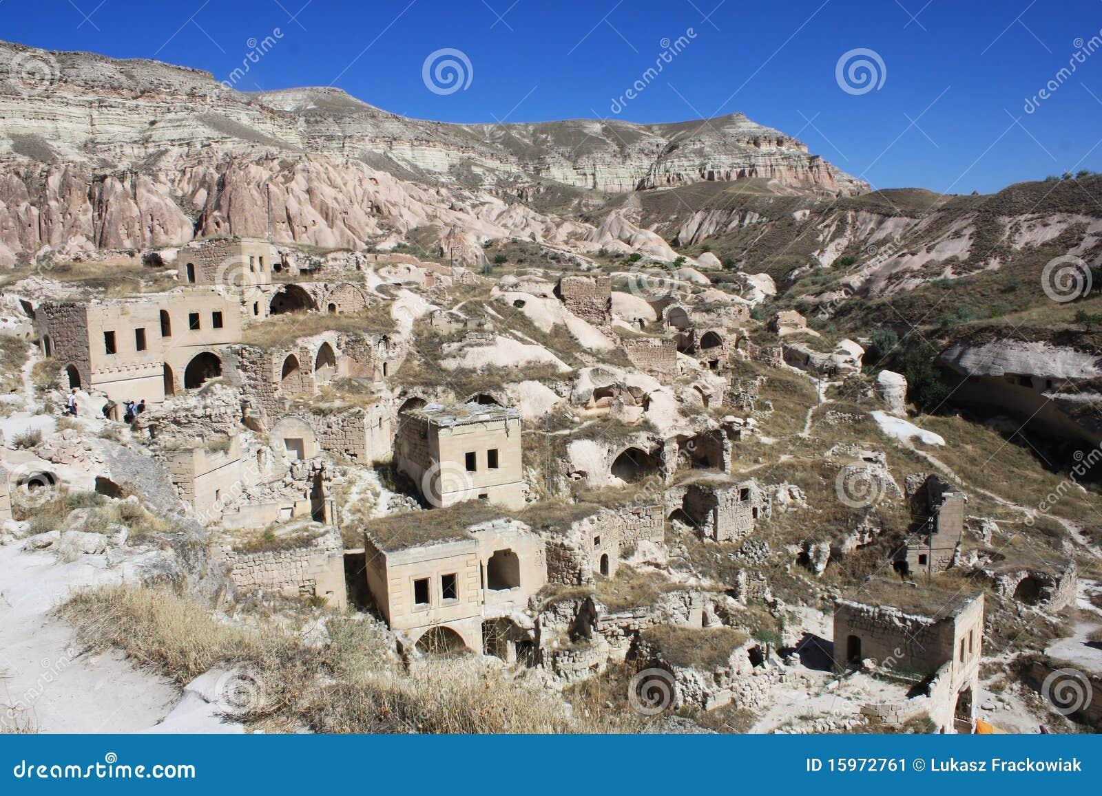 Cappadocia en Turquía
