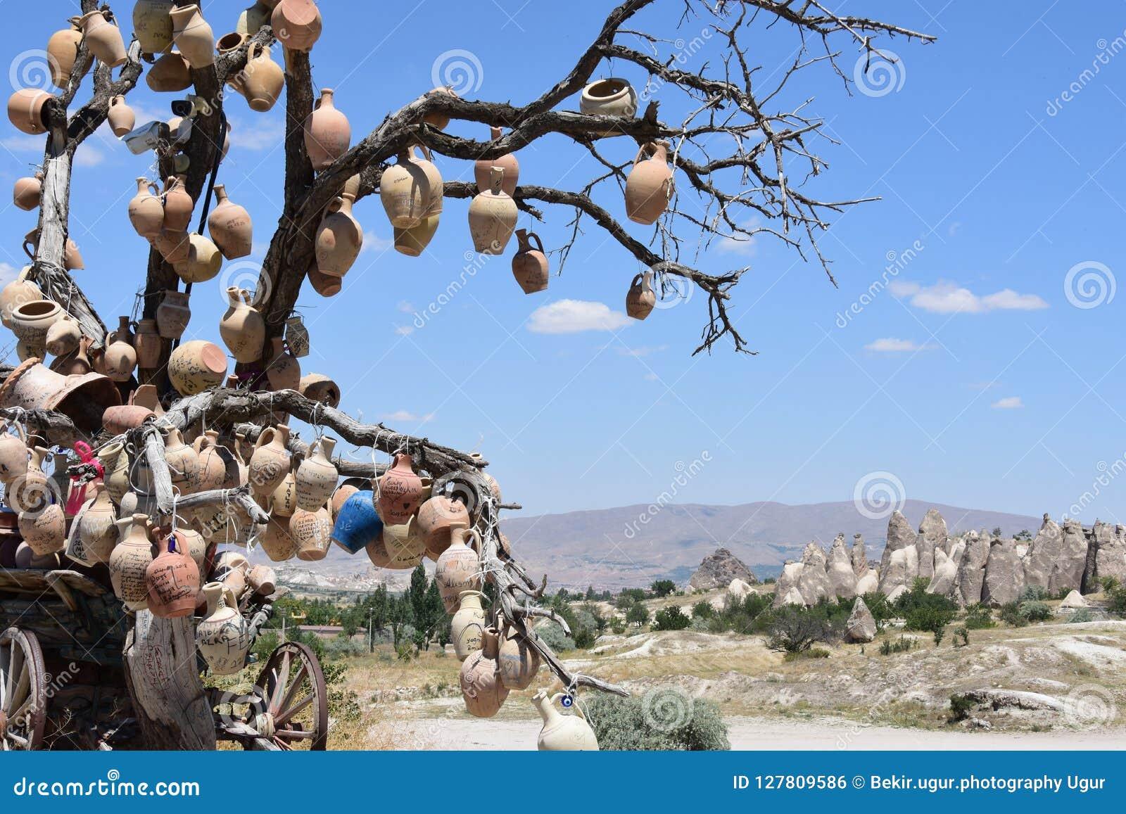 Cappadocia en Turquie