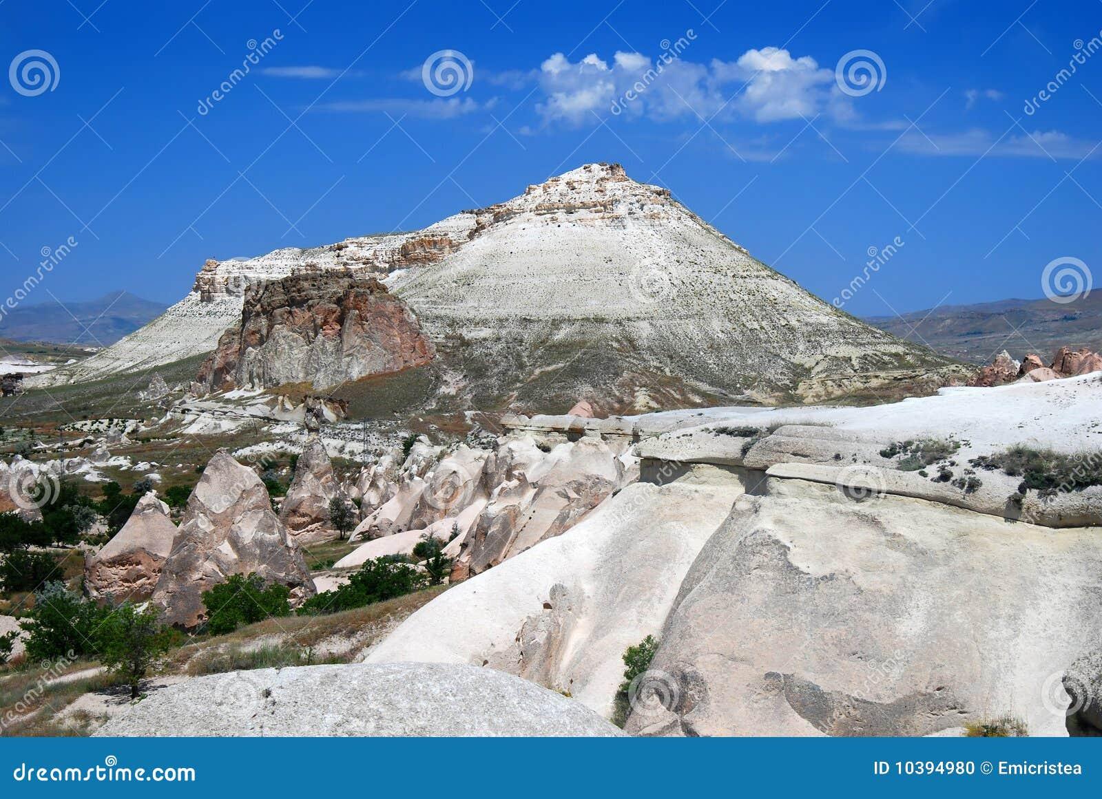 Cappadocia Landschaft