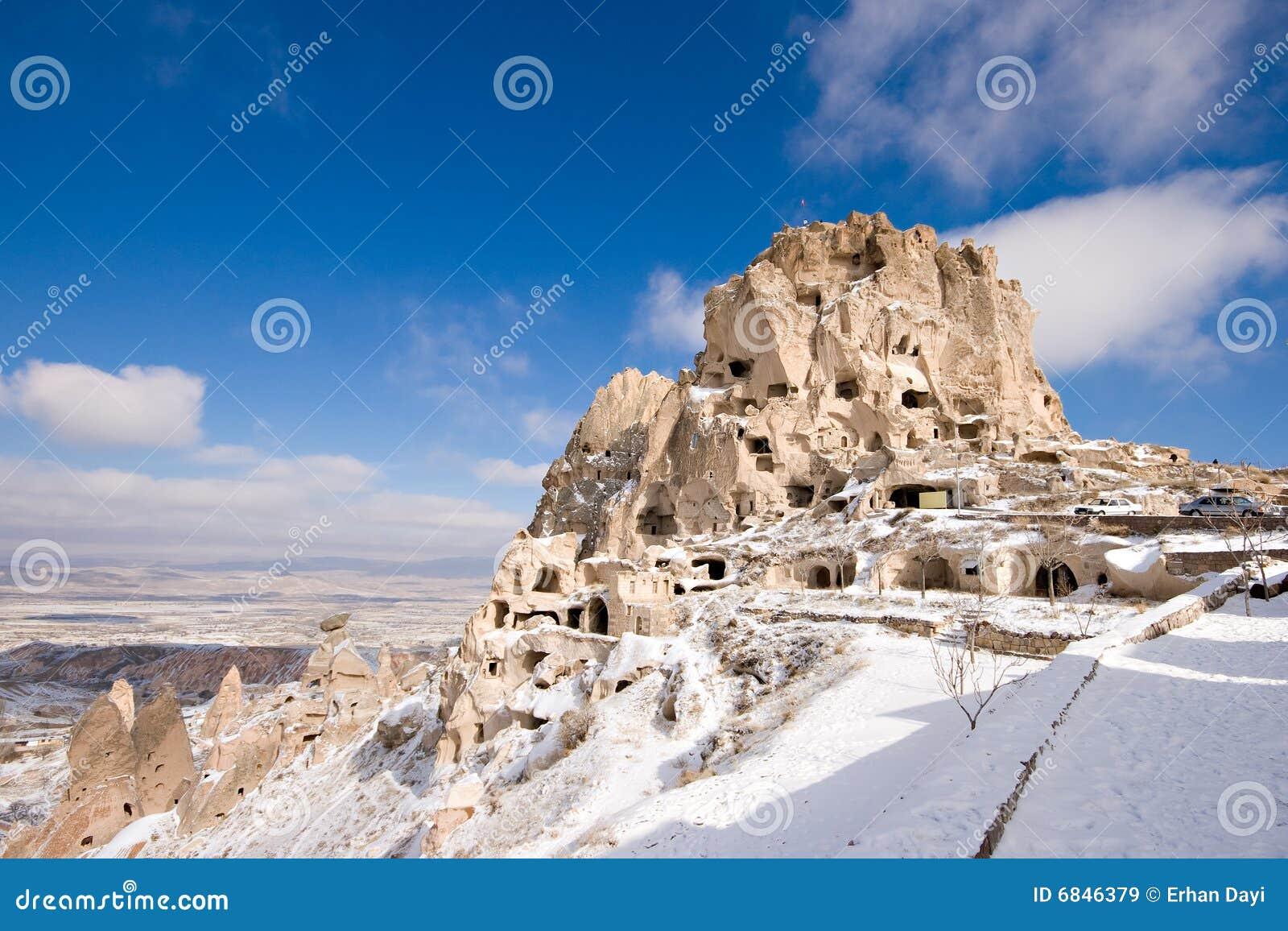 Cappadocia/ Uchisar Castle