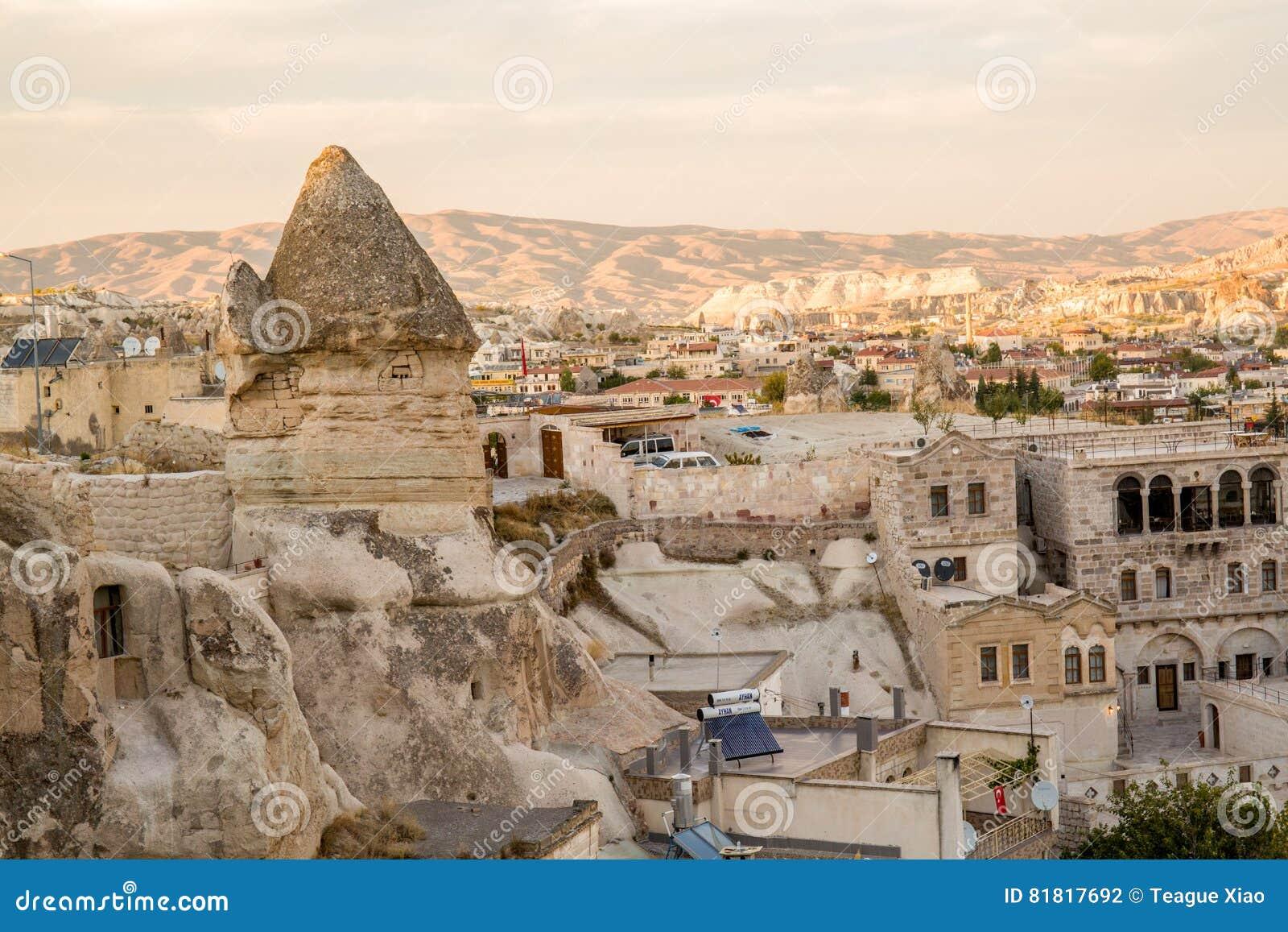 Cappadocia w Turcja