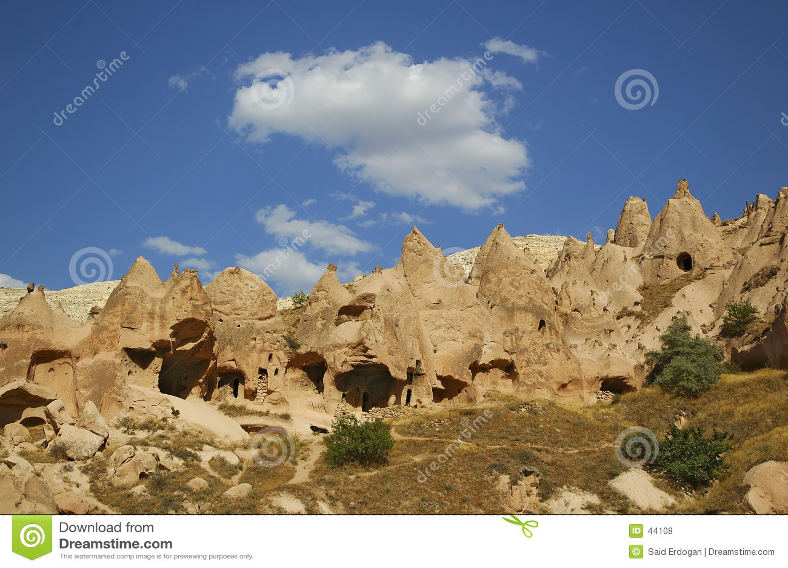 Cappadocialiggande