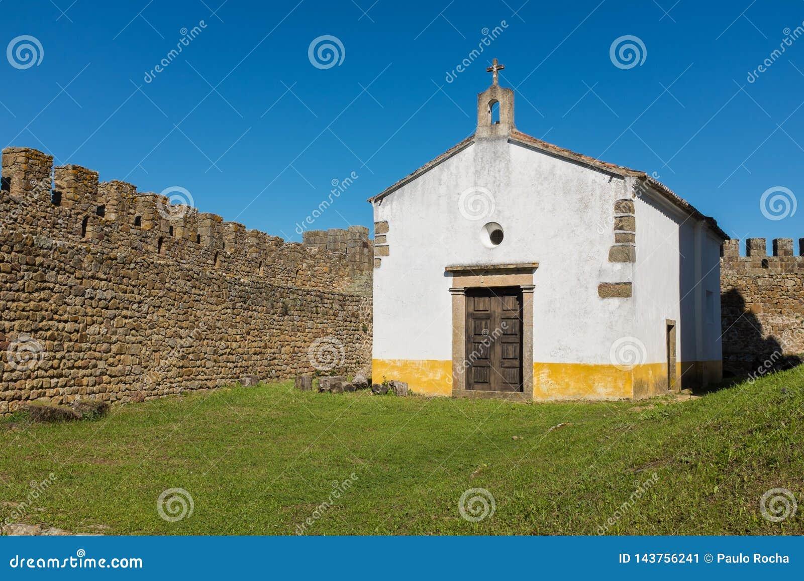 Cappella del castello di Belver