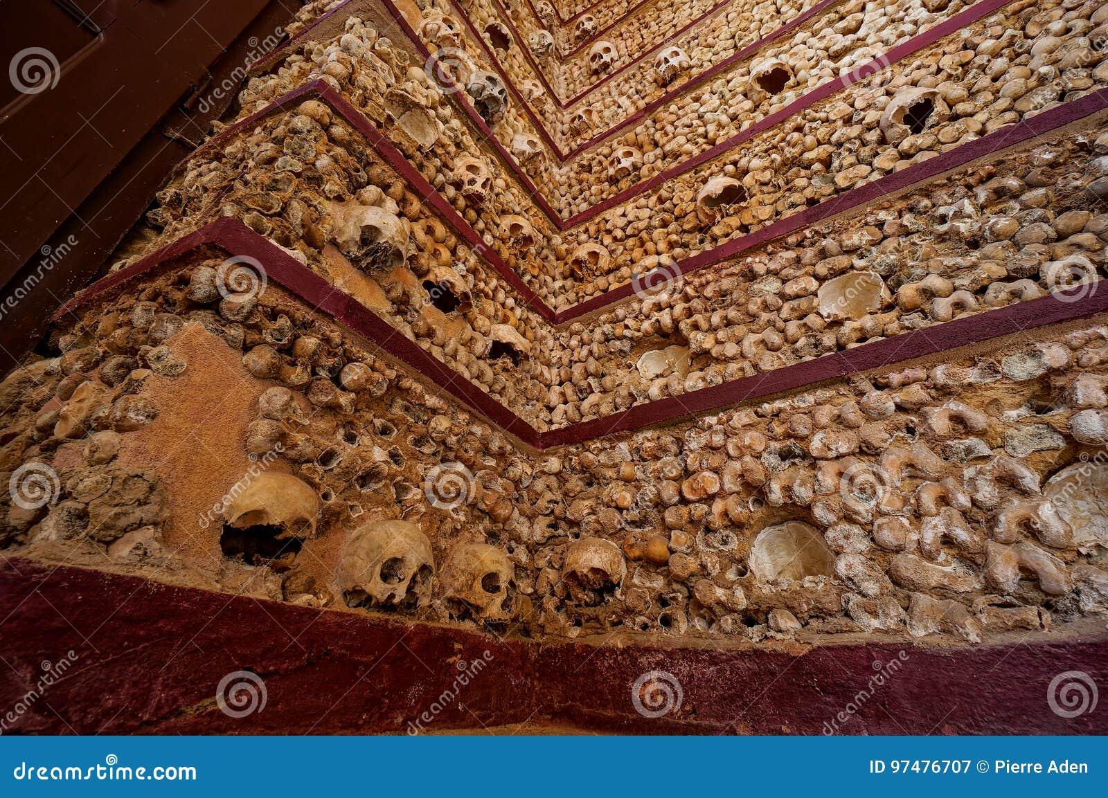 Cappella del cranio a Faro