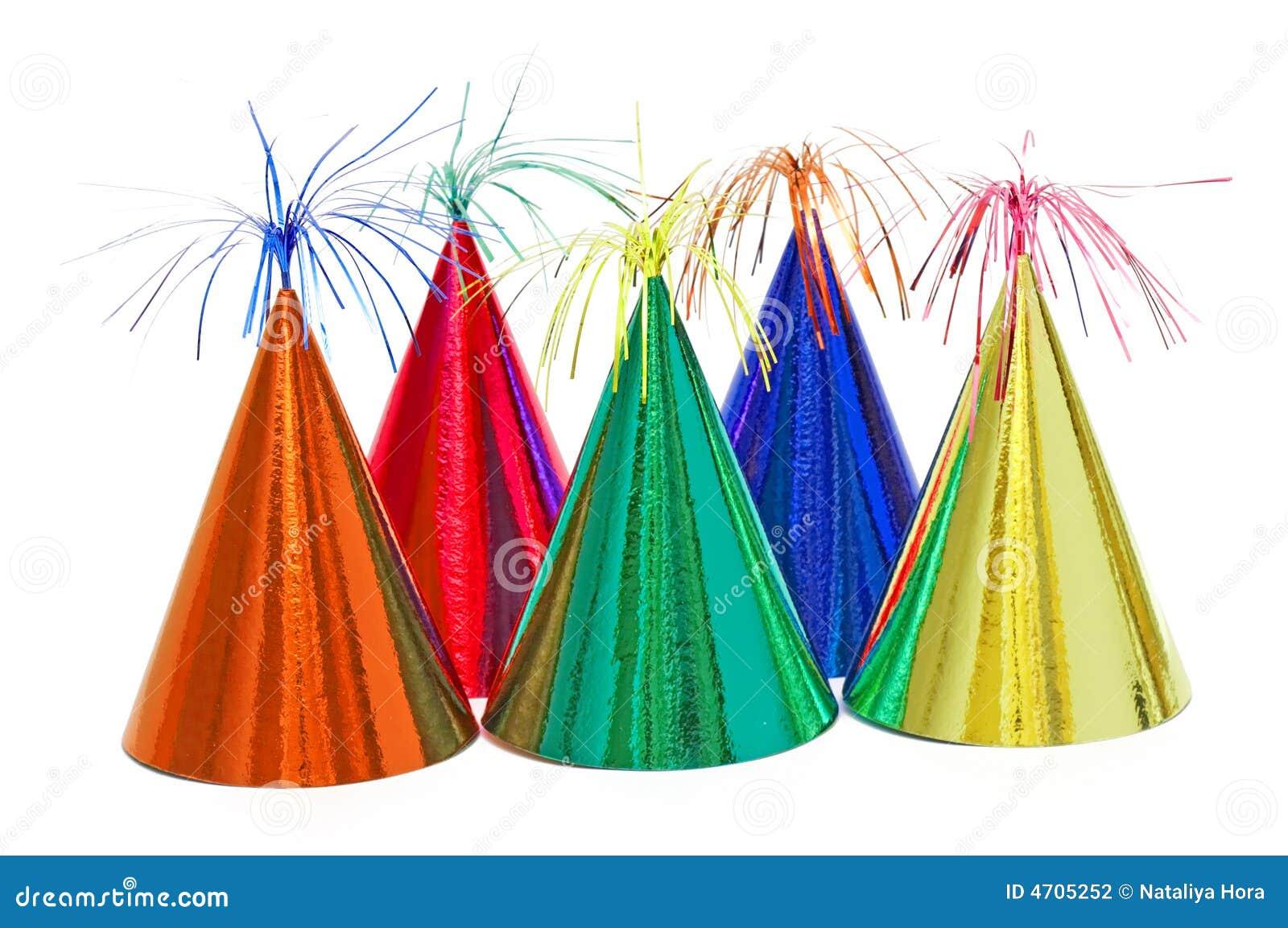 Cappelli Della Festa Di Compleanno Fotografia Stock - Immagine di ... 3b58bf0aee0d