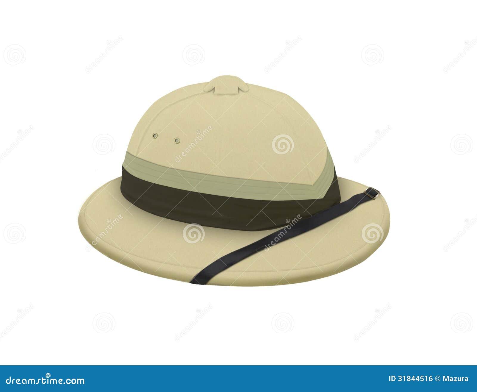 Cappello Dell esploratore Per La Destinazione Tropicale ... 1d0d74b66824