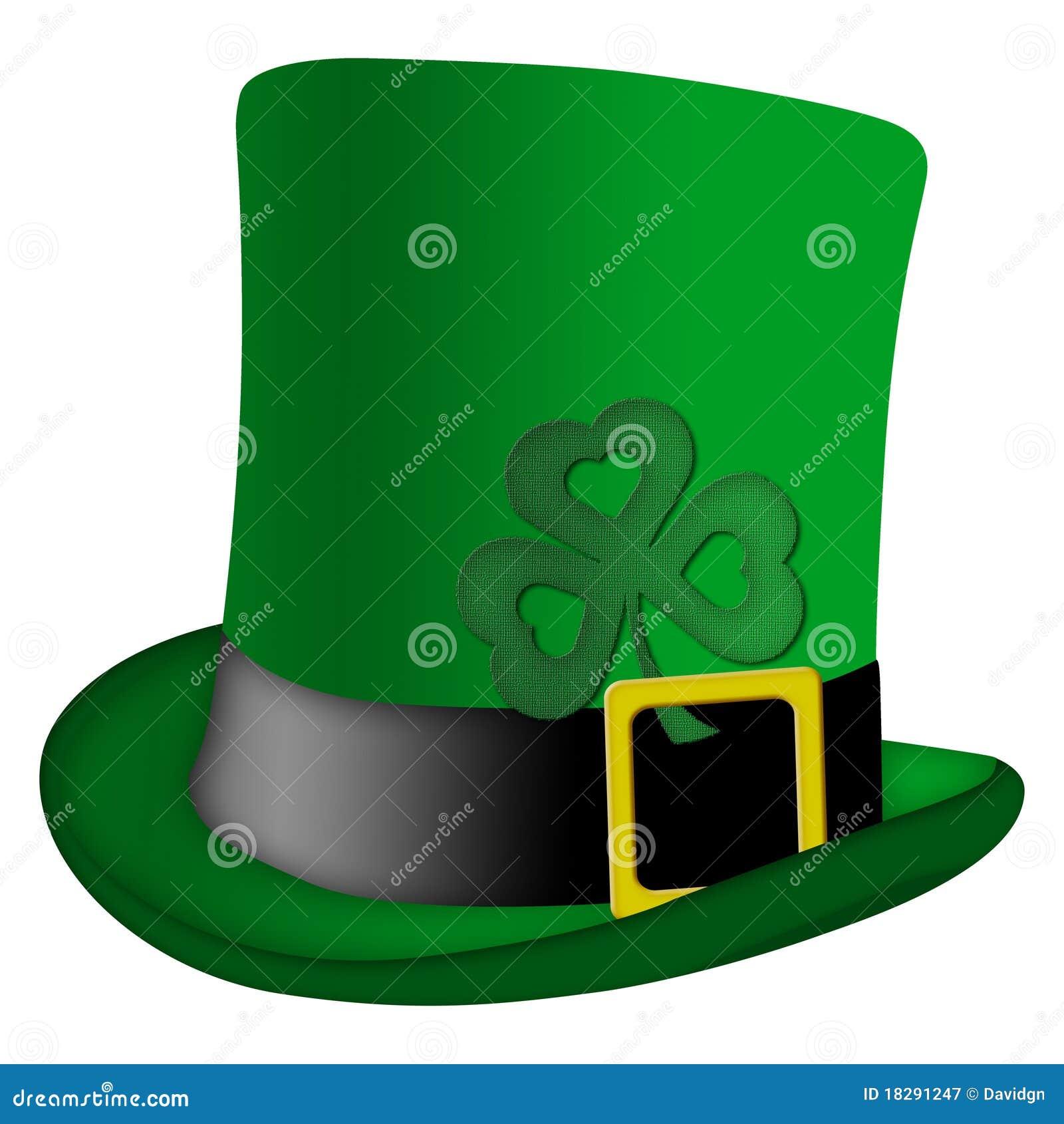 Cappello dell 39 irlandese del leprechaun di giorno della st - St patricks giorno fogli di colore giorno ...