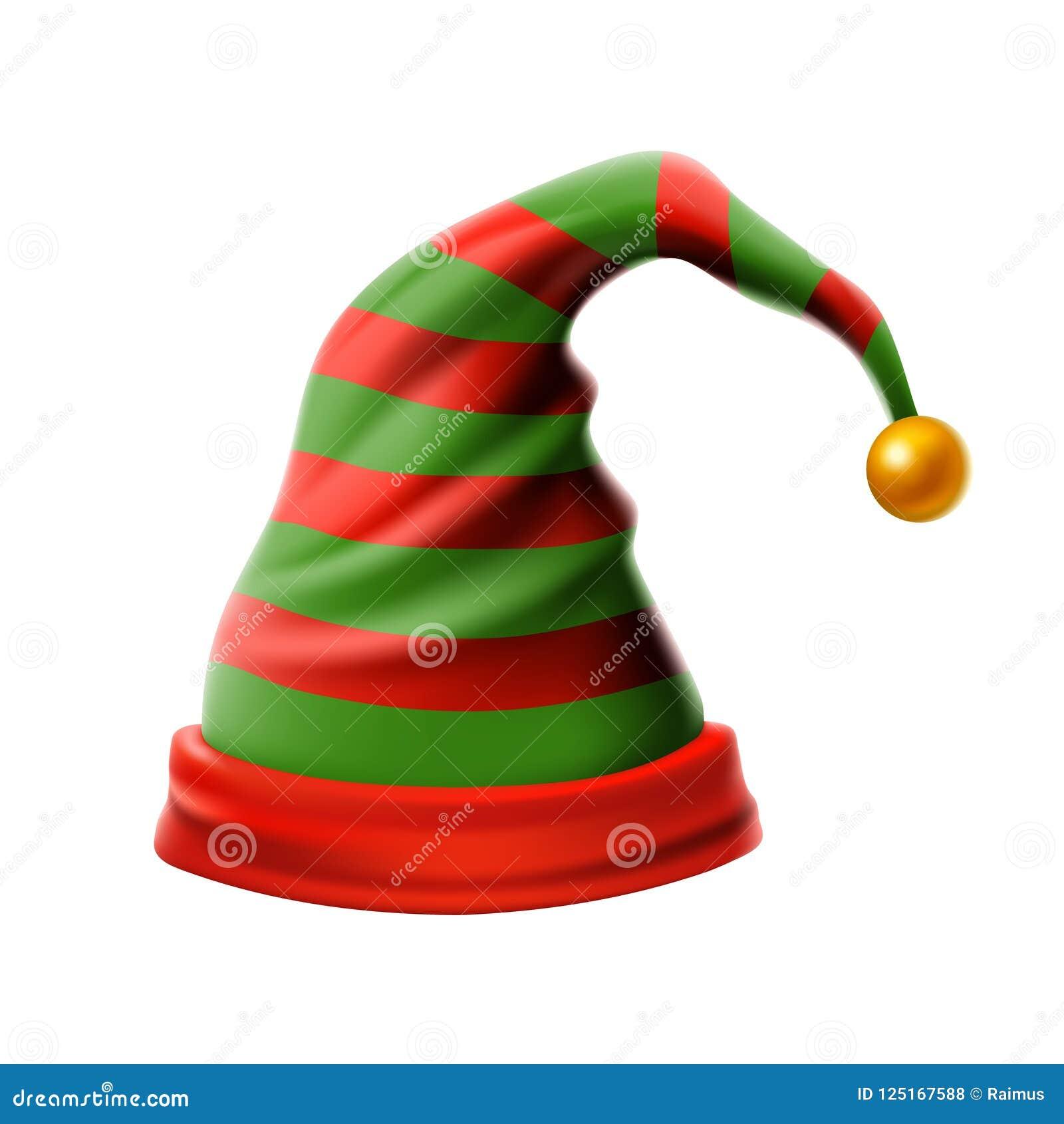 Cappello Di Festa Di Natale 3D 45b9b8c4ac42