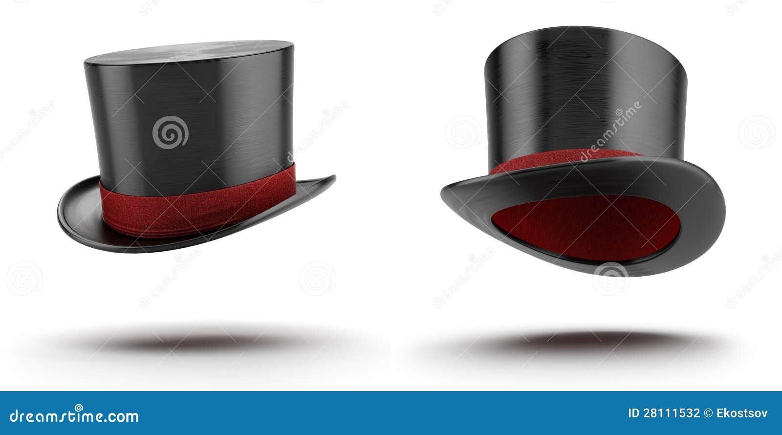 Cappello Di Magia Del Cilindro Illustrazione di Stock ... 835b8f45e997