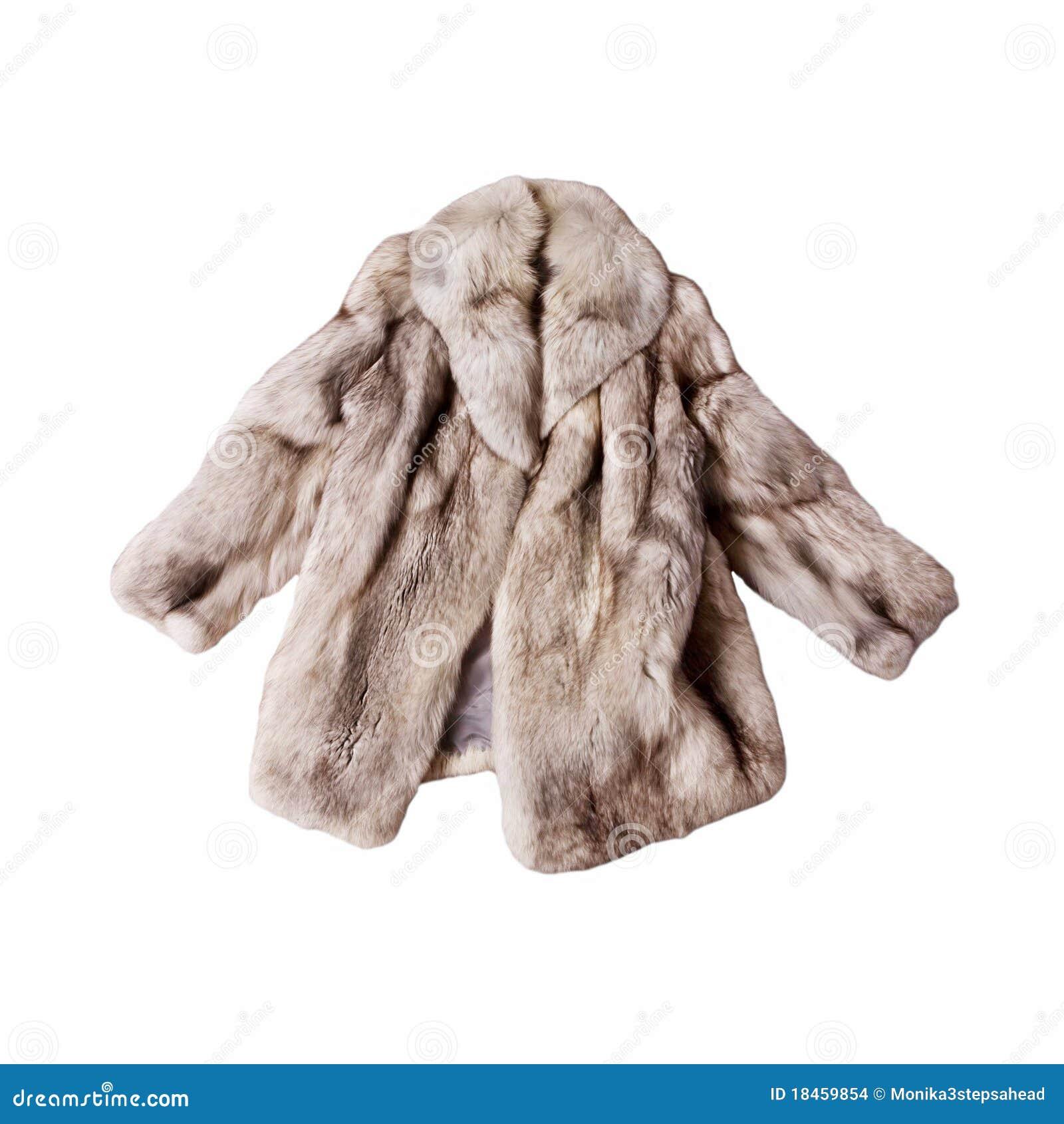 Cappotto di pelliccia di Fox