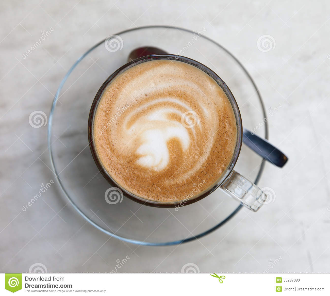 how to properly drink a cappuccino