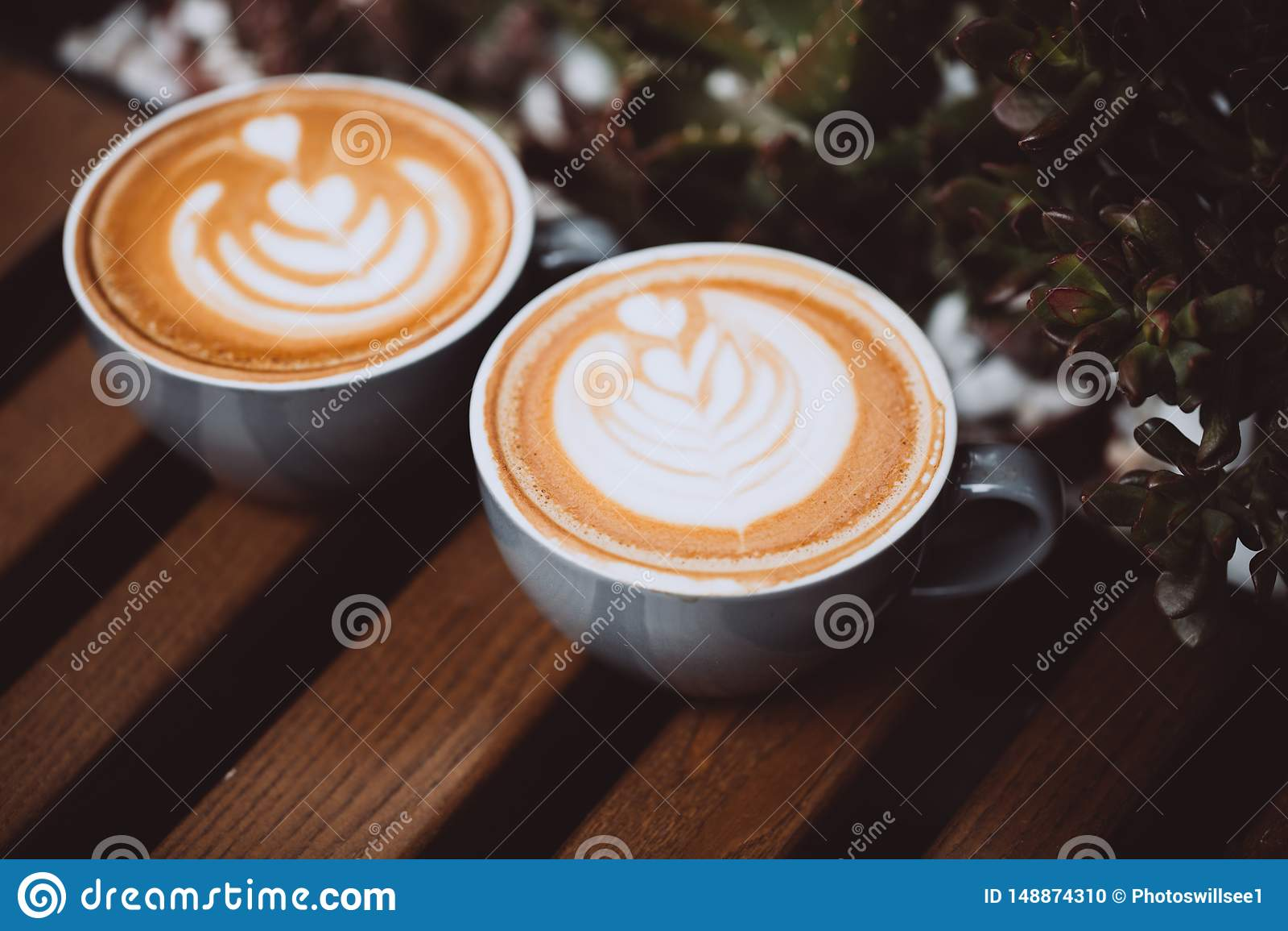 Cappuccino cups tv?