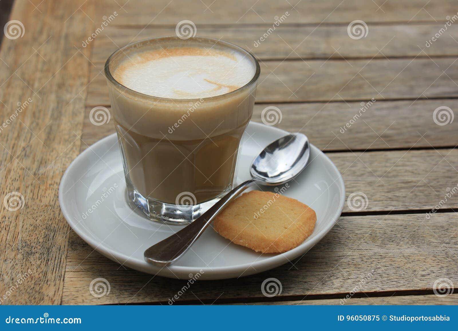 Cappuccino fait frais