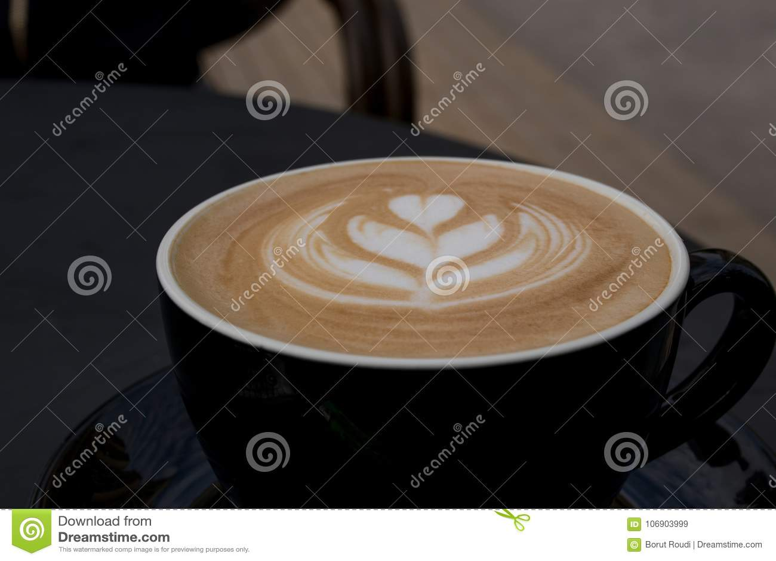 Cappuccino zakończenie