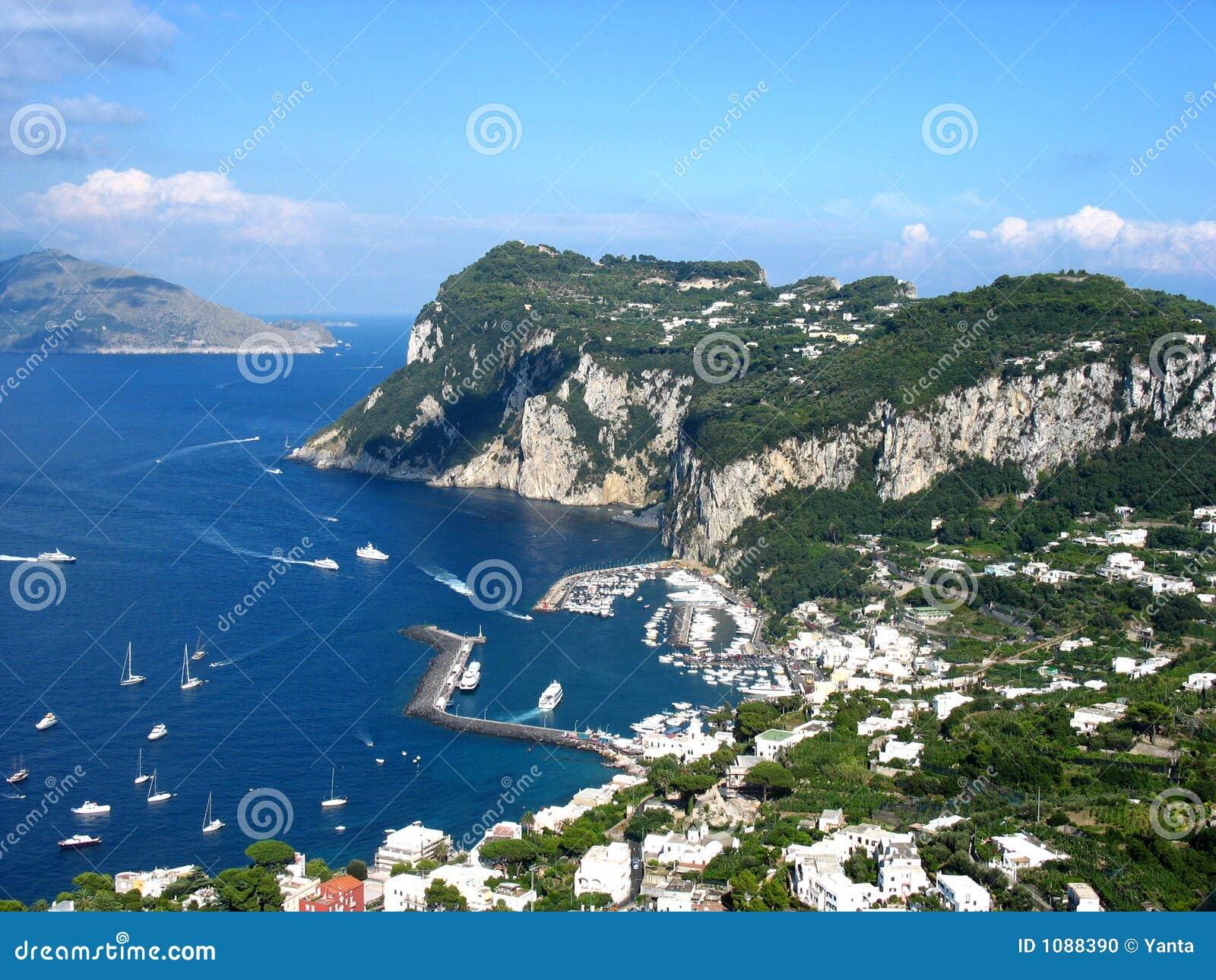 Capri海岛
