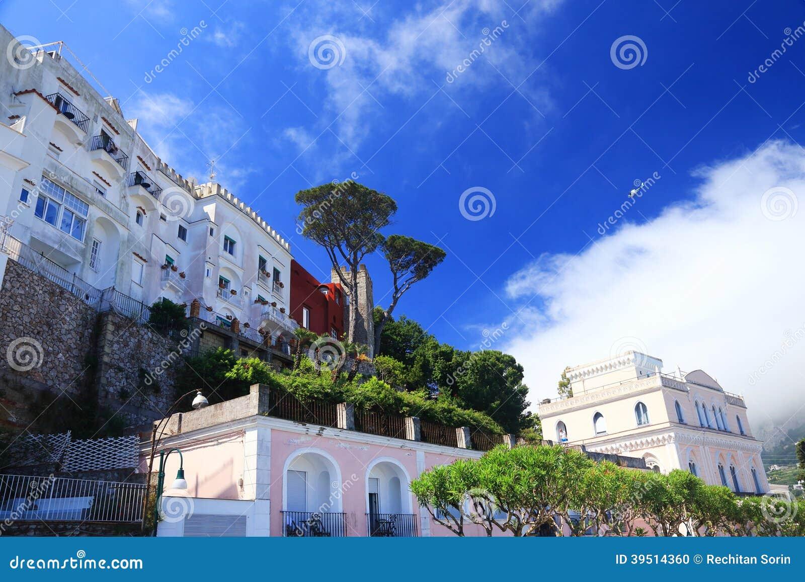 Capri Island, Italy, Europe