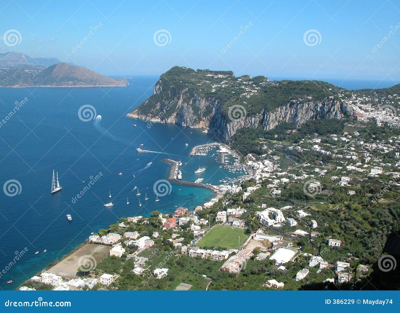 Capri veiw