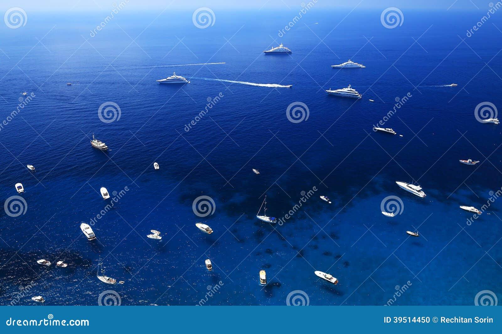 Capri wyspa