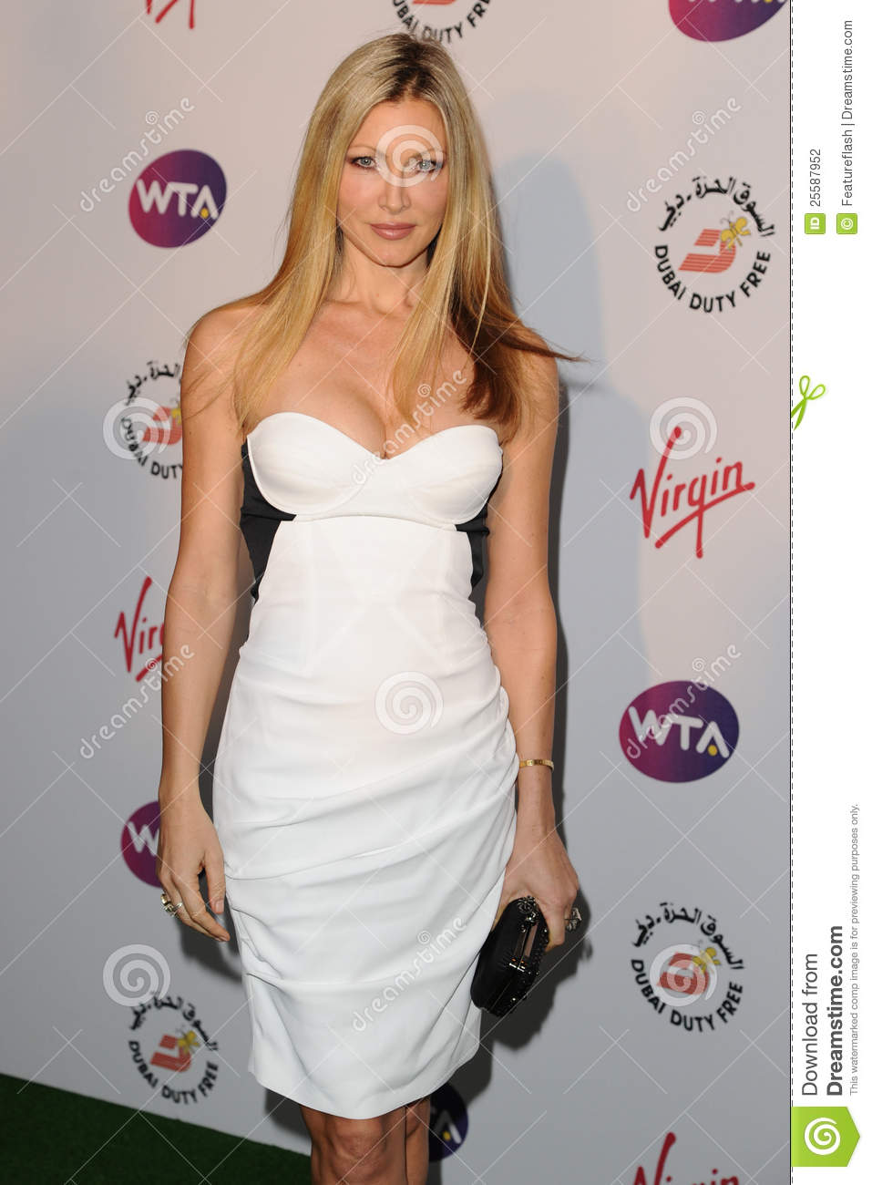 Watch Caprice Bourret video