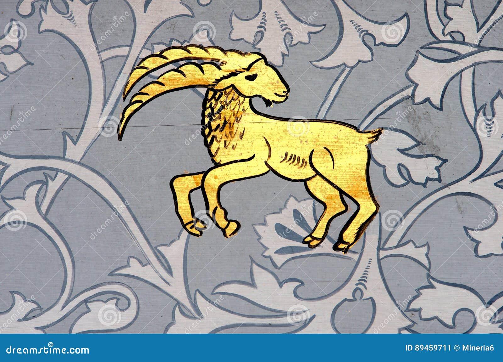 Capricorn the sea goat zodiac sign