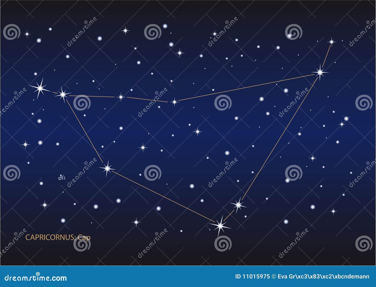 Aquarius Constellation Tattoo Capricorn