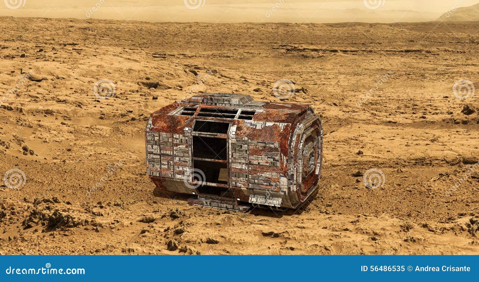 Capsule d espace
