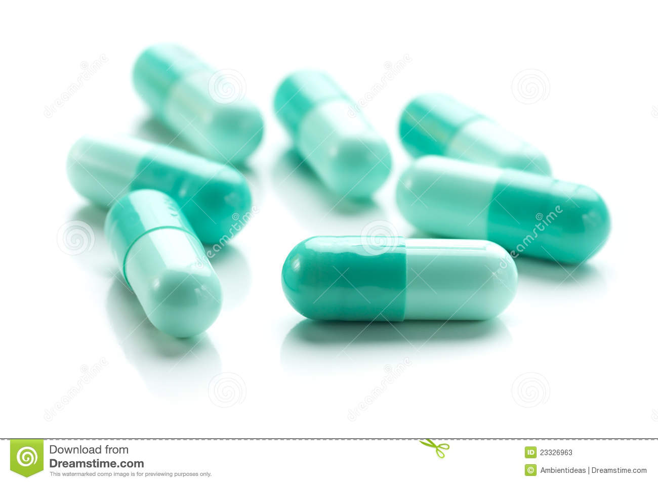 capsule pills isolated on white stock photos image 23326963. Black Bedroom Furniture Sets. Home Design Ideas