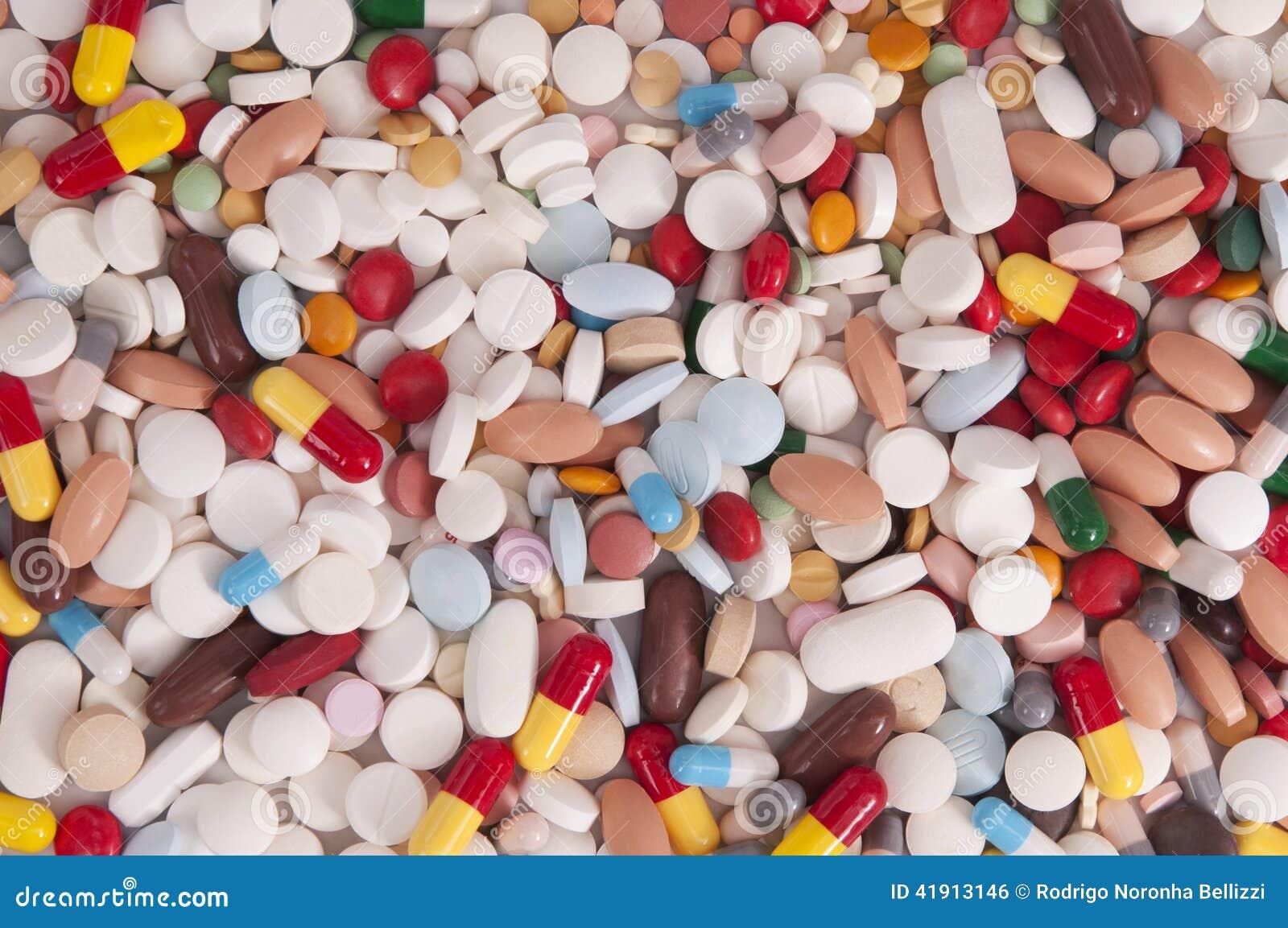 Capsules en pillen