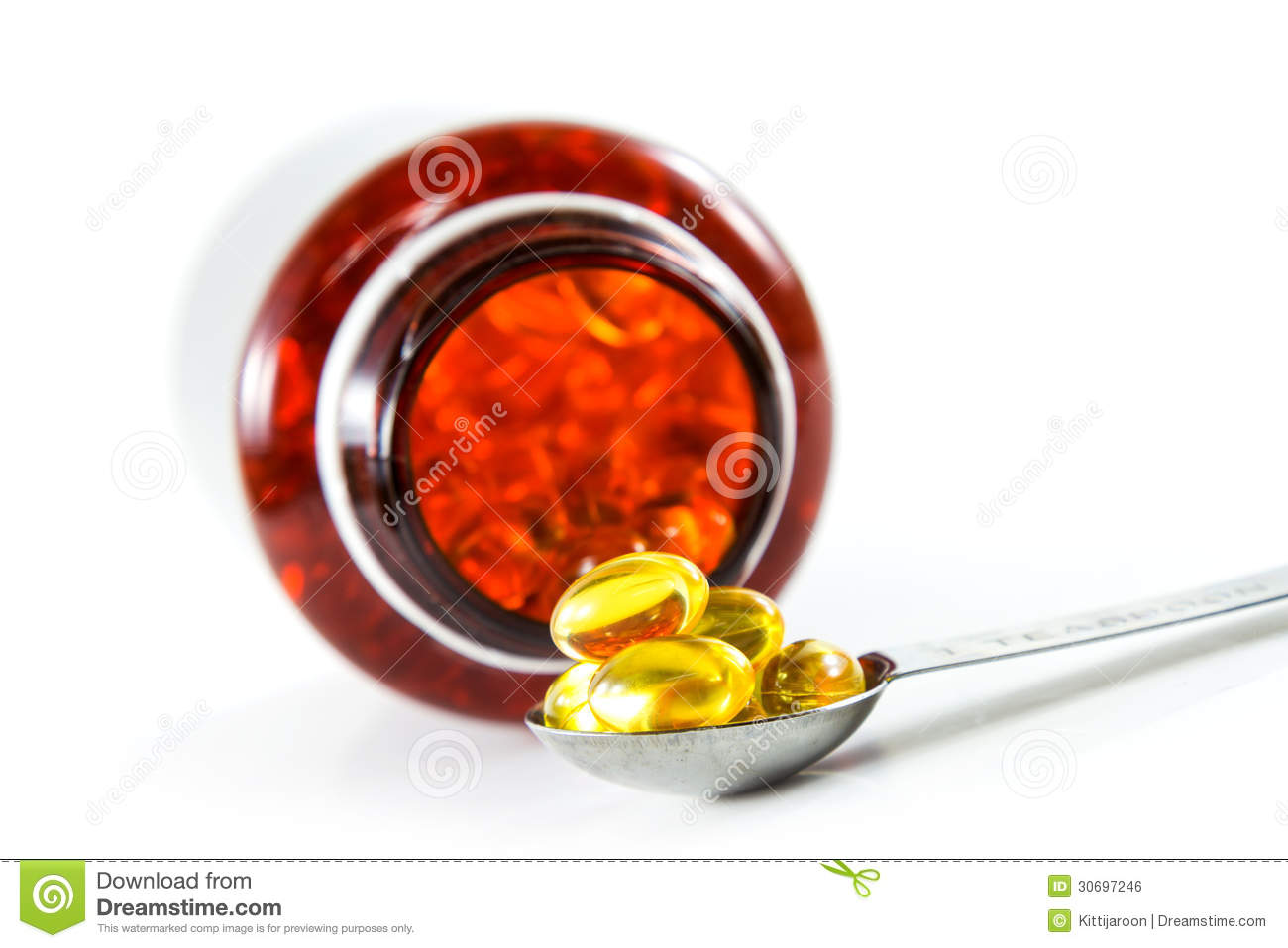 how to use capsules spoon