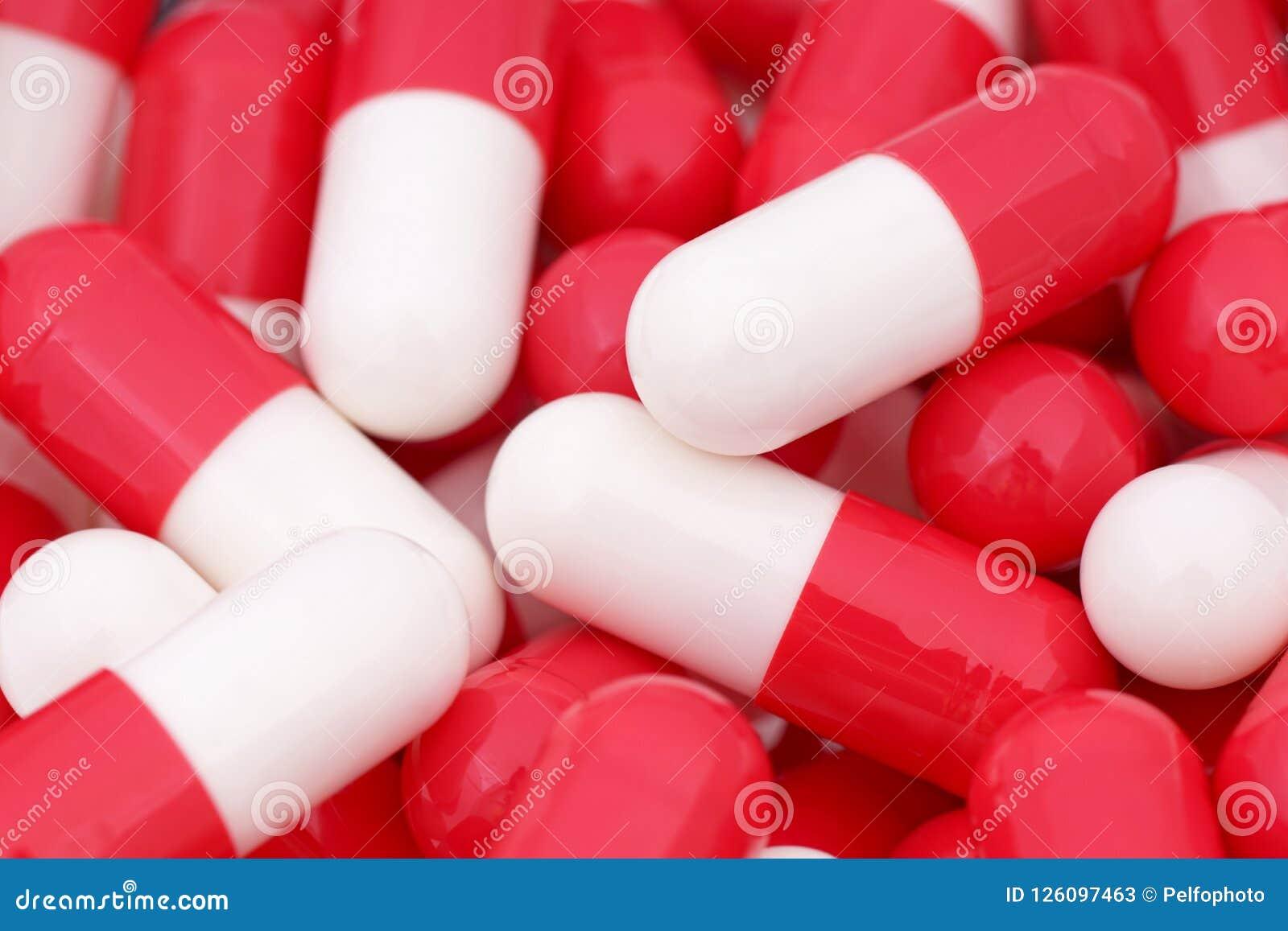 Capsules met een dieetsupplement