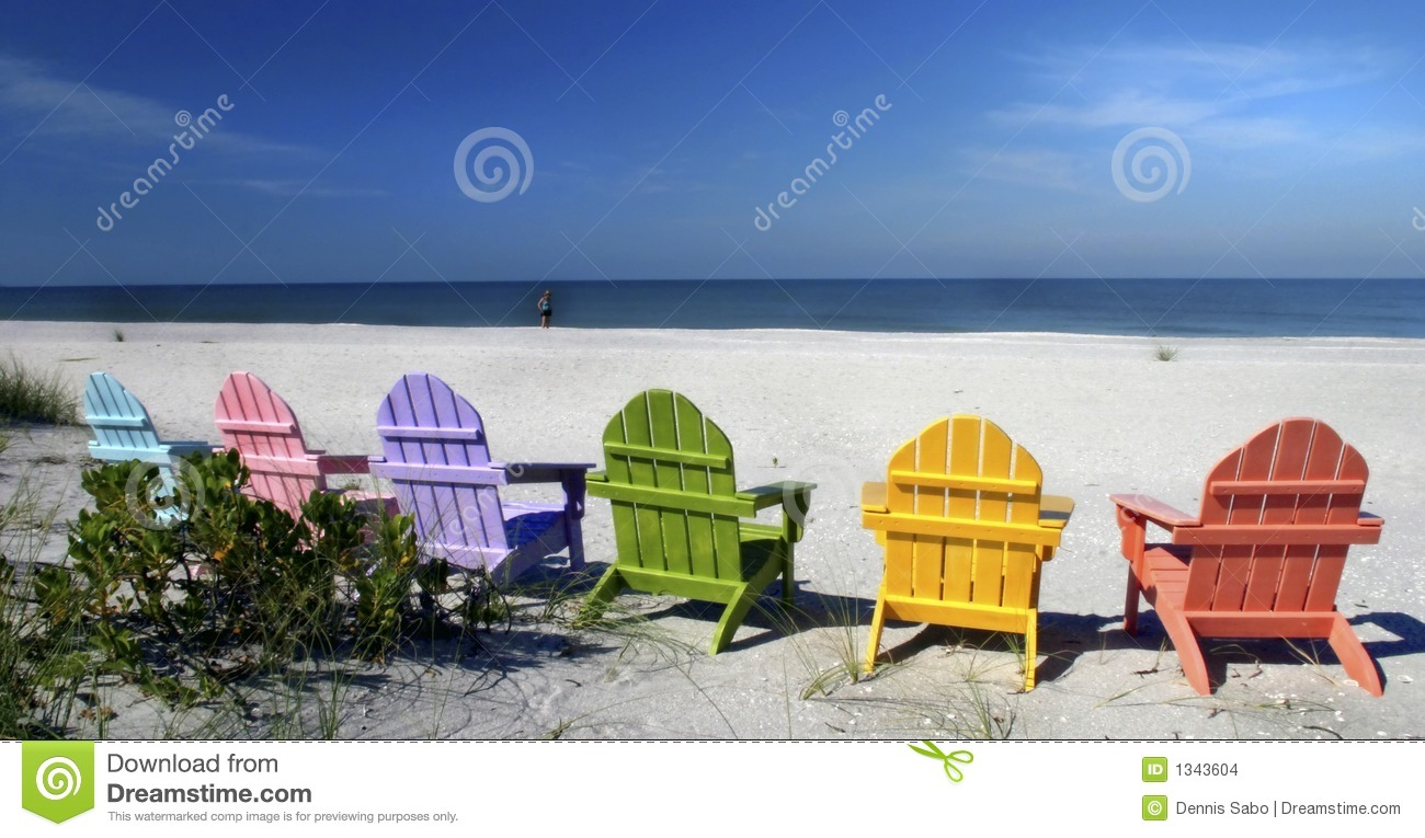 Captiva Beach Chairs I