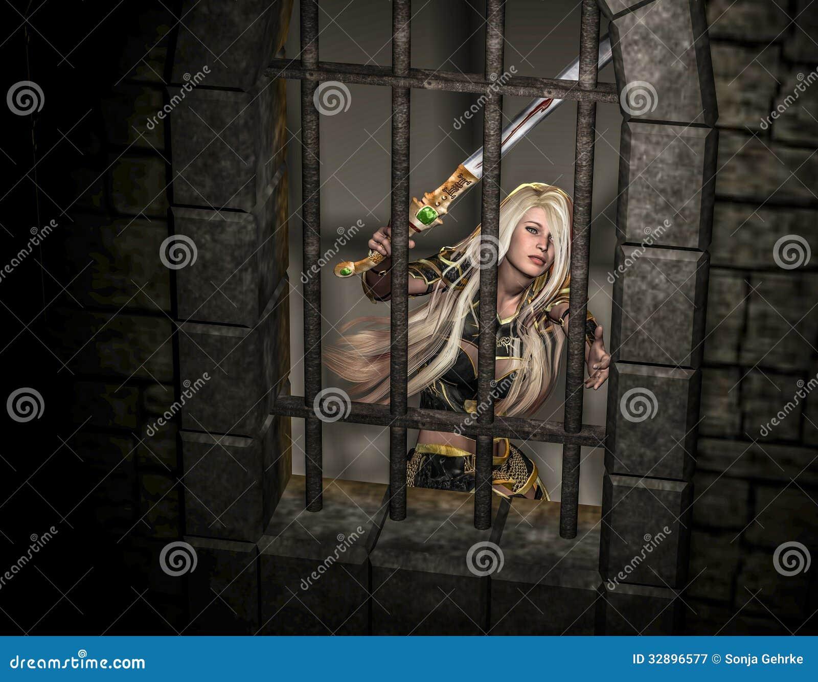 3d captured warrior - 2 part 5