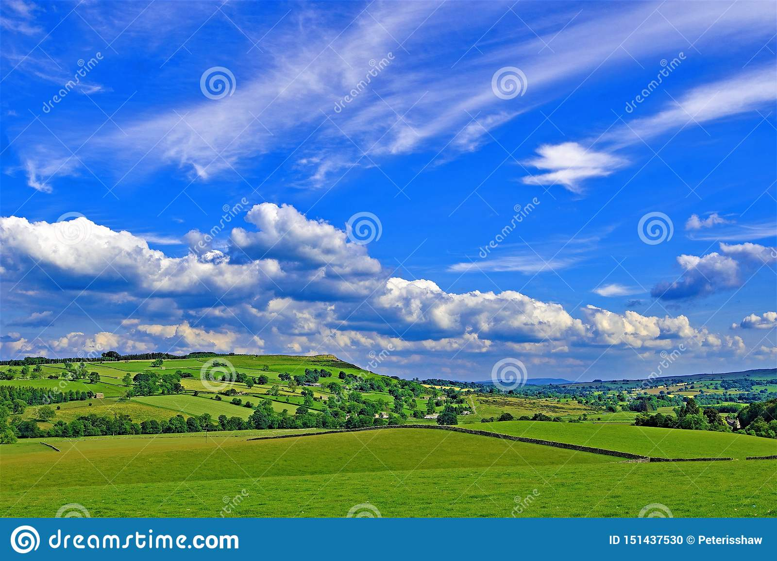 View from Skirsgill 2, Penrith, Cumbria, England