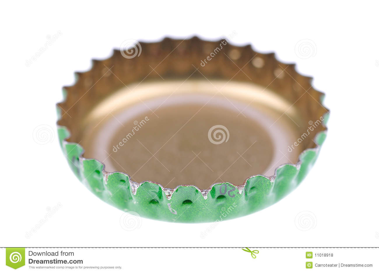 Capuchon de bière